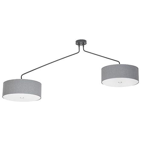 luz de Trend haw/ajustables - Lámpara de techo con 2 ...