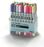 Ciao 36 Piece Marker Set C
