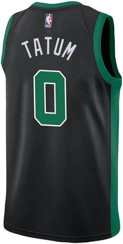 Tatum Green Celtics Swingman - Camiseta de manga corta para hombre (17/18)