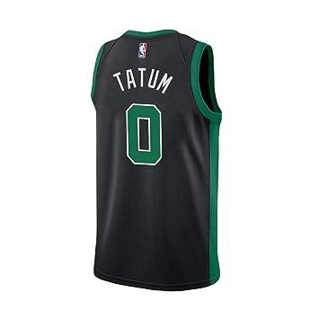 the latest c1cc9 04a6a Tatum Men's Green Celtics Swingman Jersey Shirt 17/18