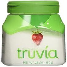 Truvia Calorie Free Sweetener, 9.8 oz jar (Pack of 4)