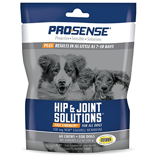 Pro-Sense P-87088 Hip & Joint Solutions Rapid Strength Nem Chew, One Size Review