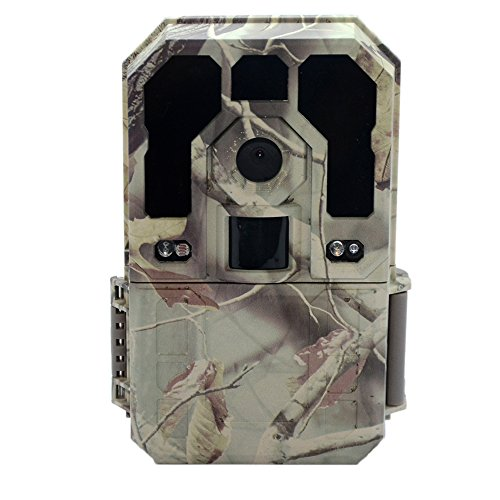 Hd 1080p Video Waterproof Ip54 12mp 940nm Long Distance Night Vision Digital Hunting Game Camera Trail Scouting Camera for Tracking Animals Guarding Indoor Outdoor Security