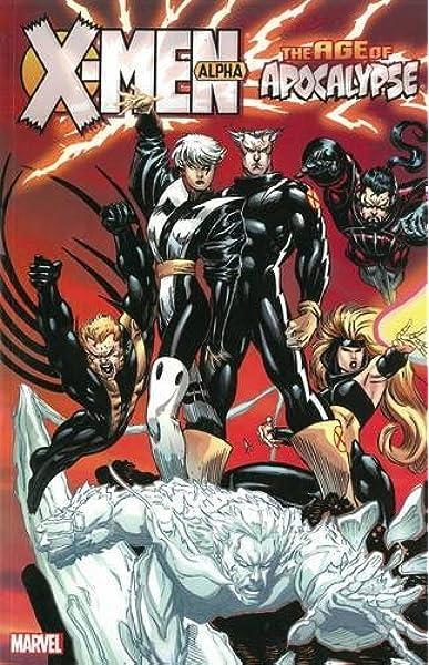 X-men: Age Of Apocalypse Volume 1 - Alpha: Amazon.es: Lobdell ...