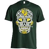 America's Finest Apparel Green Bay Sugar Skull Shirt - Men's