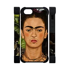 Canting_Good paintings Custom Dual-Protective 3D Polymer Case Shell Skin for IPhone 5