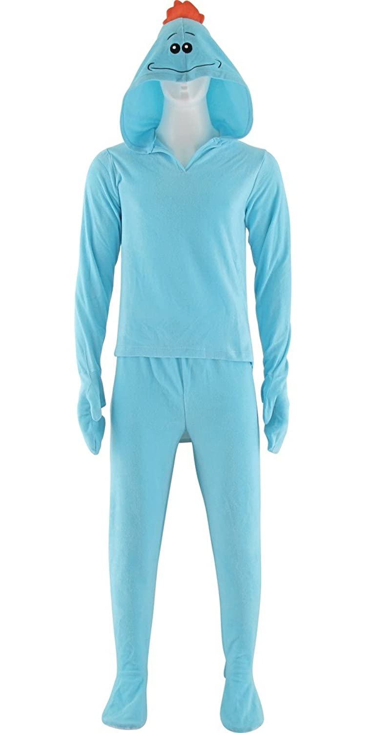 Amazon.com: Rick and Morty Mr Meeseeks Unisex 2 piece Sleep Set: Clothing