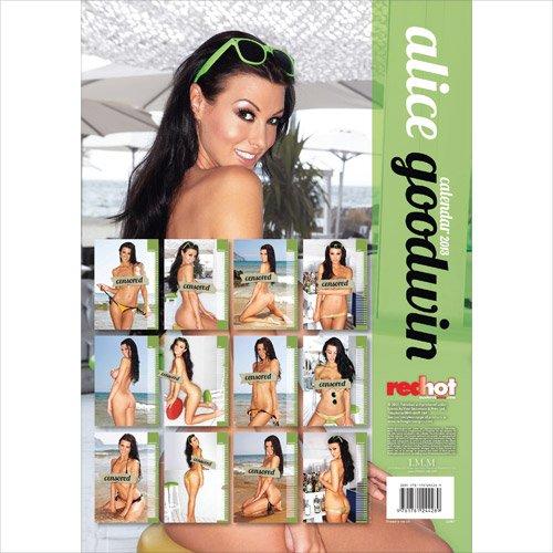 Alice Goodwin Calendario.Amazon It Alice Goodwin 2013 Official Calendar Www