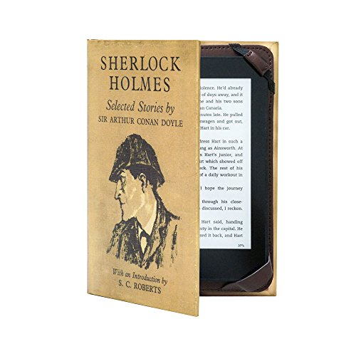 Classic Book Cover For Kindle Paperwhite : Classic book cover case for all quot amazon kindle ereader