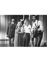 Mamas and The Papas 24X36 Poster Mama Cass Michelle Phillips John Phillips Denny Doherty on 60's TV show performing