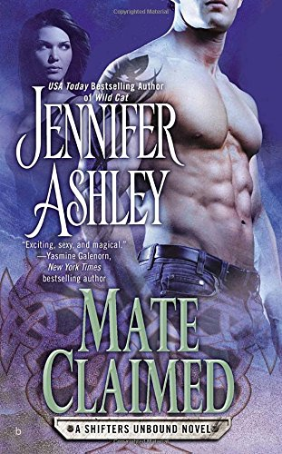 book cover of Mate Claimed