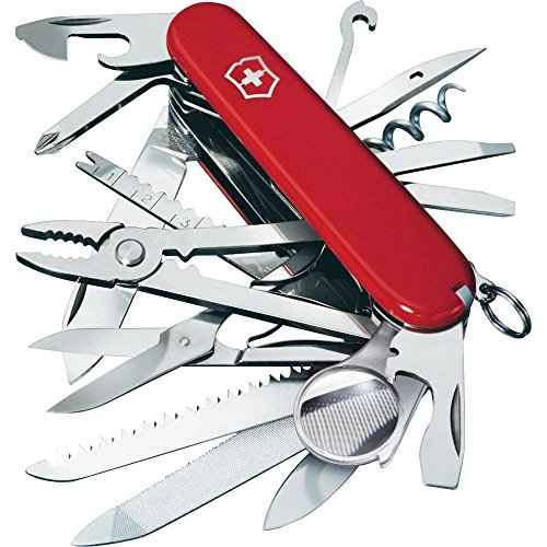 (Knife, Swiss Army, 33 Functions)