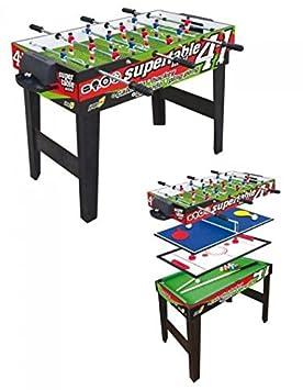 Mini Jeux En Sport 1 Et Compacte Multi Table One 4 Supertable qMpUSzV