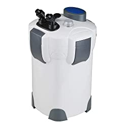 Polar Aurora Free Media 3-Stage External Canister Filter
