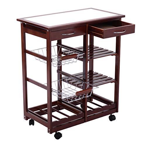microwave wine cart - 6
