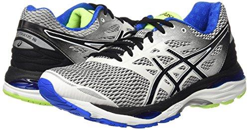 Pied Asics Hommes Pour Bleu Chaussures lectrique Course Noir De blanc Multicolores AEwqx7F