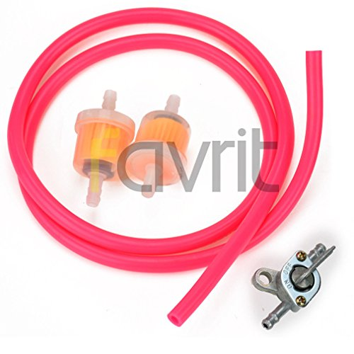 Price comparison product image Fuel Gas Filter Fuel Valve Petcock 50 70 90 110 150 cc Chinese ATV Dirt Bike