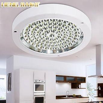 Moderne und Minimalistische Decke lampen licht Küche Milch Weiße ...