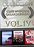 Coleccion Cine Mundial Galardonado vol. 4 (The Piano / Rosenstrasse / Goodbye Lenin) [NTSC/Region 1&4 dvd. Import - Latin America] 3 dvd boxset (Spanish subtitles)