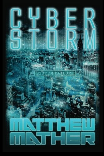 CyberStorm Matthew Mather product image
