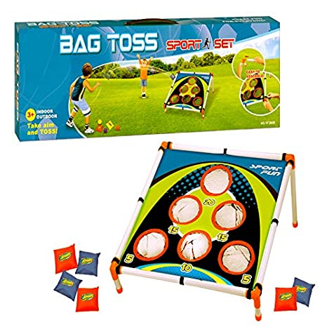 Fine Adorox Bean Bag Toss Game Set Sporty Bean Bag Corn Hole Outdoor Indoor Game Set Ibusinesslaw Wood Chair Design Ideas Ibusinesslaworg