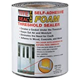 Cofair TSFM65 Tite Seal Foam Threshold Sealer 5.5'' x 6.5'