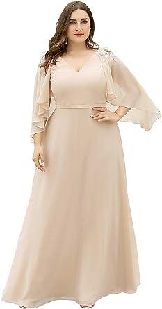 Plus Size Elegant Evening Wear