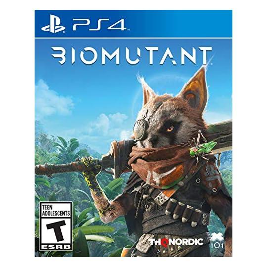 Biomutant – PlayStation 4 Standard Edition
