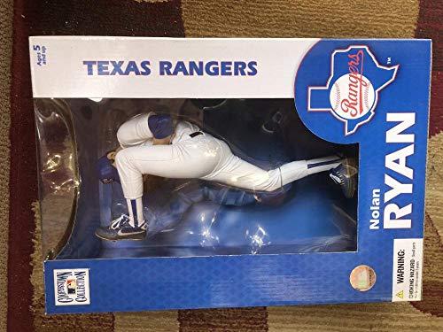 2004 McFarlane Nolan Ryan Cooperstown Collection 12 Inch Action Figure Figurine Statue McFarlane's Baseball