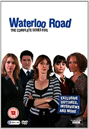 Waterloo Road Series Five Complete Boxed Set Dvd Amazon Co Uk Eva Pope Tom Chambers Denise Welch Angela Griffin Jenna Louise Coleman Eva Pope Tom Chambers Dvd Blu Ray