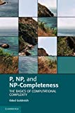P, Np, and Np-Completeness: The Basics of