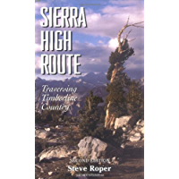 The Sierra High Route: Traversing Timberline Country