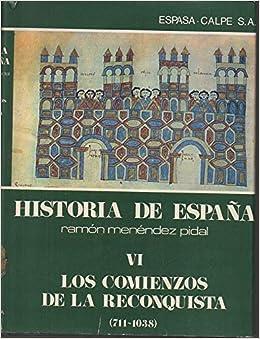 España cristiana: comienzo de la Reconquista 711-1038: Amazon.es ...