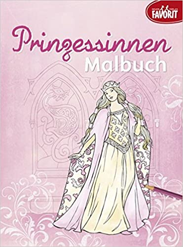 Prinzessinnen Malbuch Amazon De Ba Cher