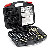 Powerbuilt Alltrade 648637 Kit 12 Harmonic Balancer Puller and Installer Tool Set