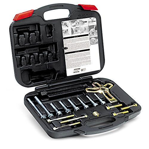 Alltrade 648637 Kit 12 Harmonic Balancer Puller and Installer Tool Set