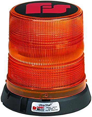 FEDERAL SIGNAL LED ULTRASTAR,Permanent Mount-A 252650-02SC