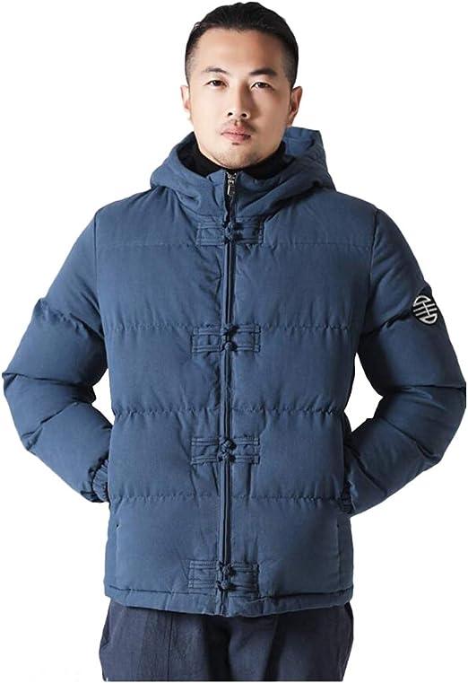 Abrigos Chaquetas Chaqueta corta de algodón para hombres chaqueta ...