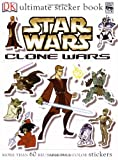 : Ultimate Sticker Book: Star Wars: Clone Wars