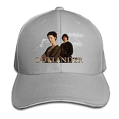 MARC Custom Outlander Unisex Trucker Cap Hat Ash