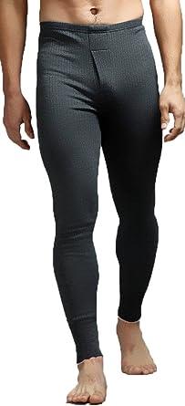 Leggings, mallas térmicas para hombre, de algodón, ropa interior ...