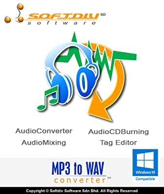 Softdiv MP3 to WAV Converter [Download]