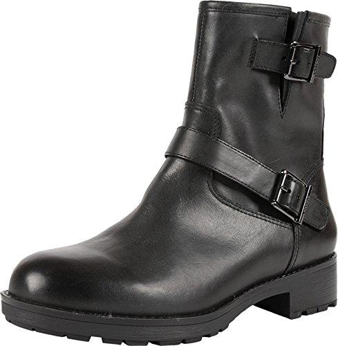 Vionic Womens Malia Ankle Boot Black Size 5