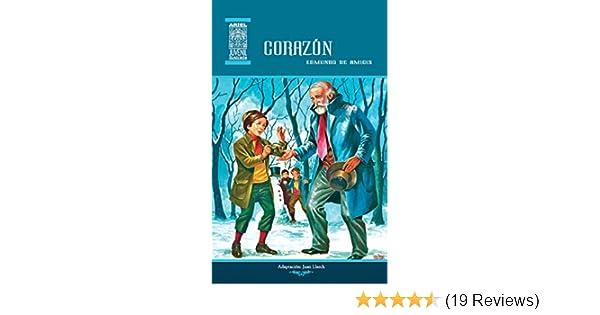 Amazon.com: Corazón: Diario de un niño (Ariel Juvenil Ilustrada nº 3) (Spanish Edition) eBook: Edmundo de Amicis, Jesús Durán, Juan Larch, ...