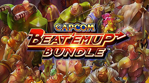 Capcom Beat 'Em Up Bundle - Nintendo Switch [Digital Code] from Capcom