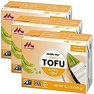 Morinaga Tofu, Extra Firm, 349g, Pack of 3