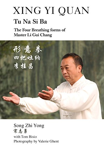 Xing Yi Quan Tu Na Si Ba: The Four Breathing Forms of Master Li Gui Chang
