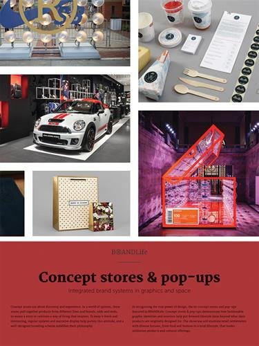 Brandlife: Concept Stores & Pop-Ups - Integrated Brand Systems in Graphics and Space