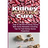 Kidney stones mostly consist of a compound known as calcium oxalate. Kidney stones arise due to the accumulation of soluble minerals salts on the inner wall of the kidneys. These mineral deposits grow to big size like a golf ball and maintain a cryst...
