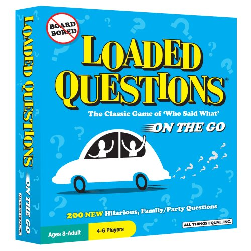 loaded question board game - 7